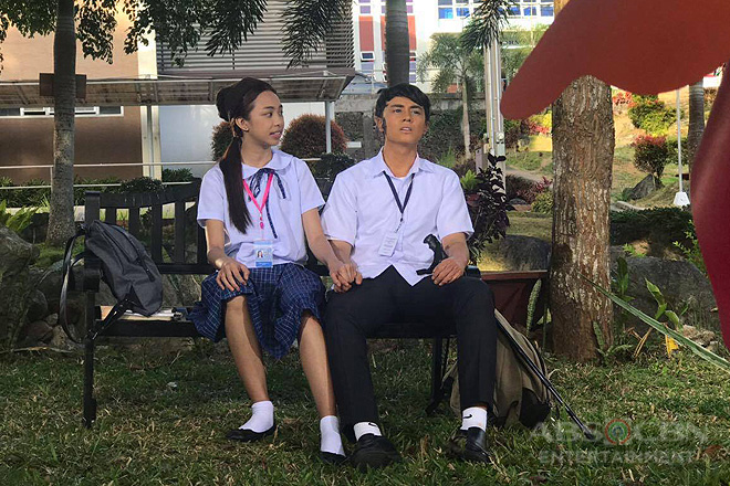 Behind-The-Scenes Photos: Hiwaga ng Kambat - Episode 4