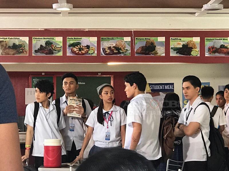Behind-The-Scenes Photos: Hiwaga ng Kambat - Episode 5