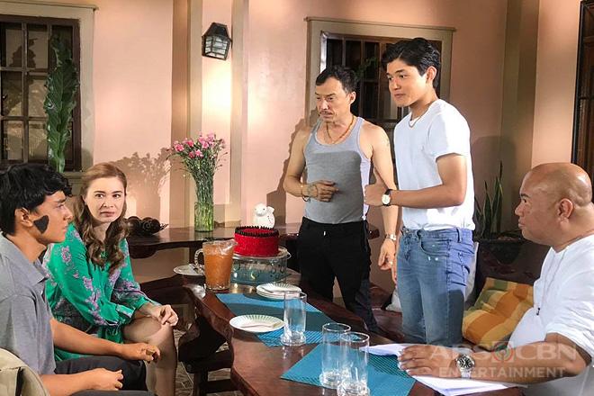 Behind-The-Scenes Photos: Hiwaga ng Kambat - Episode 6