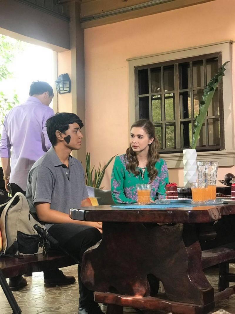 Behind-The-Scenes Photos: Hiwaga ng Kambat - Episode 9