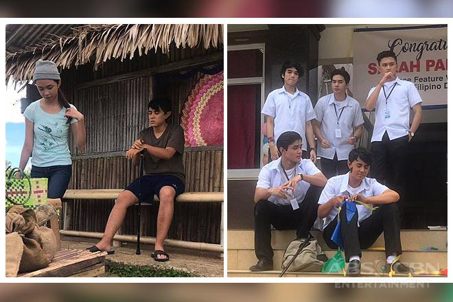 Behind-The-Scenes Photos: Hiwaga ng Kambat - Episode 10
