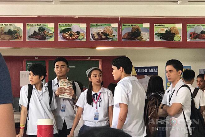 Behind-The-Scenes Photos: Hiwaga ng Kambat - Episode 12