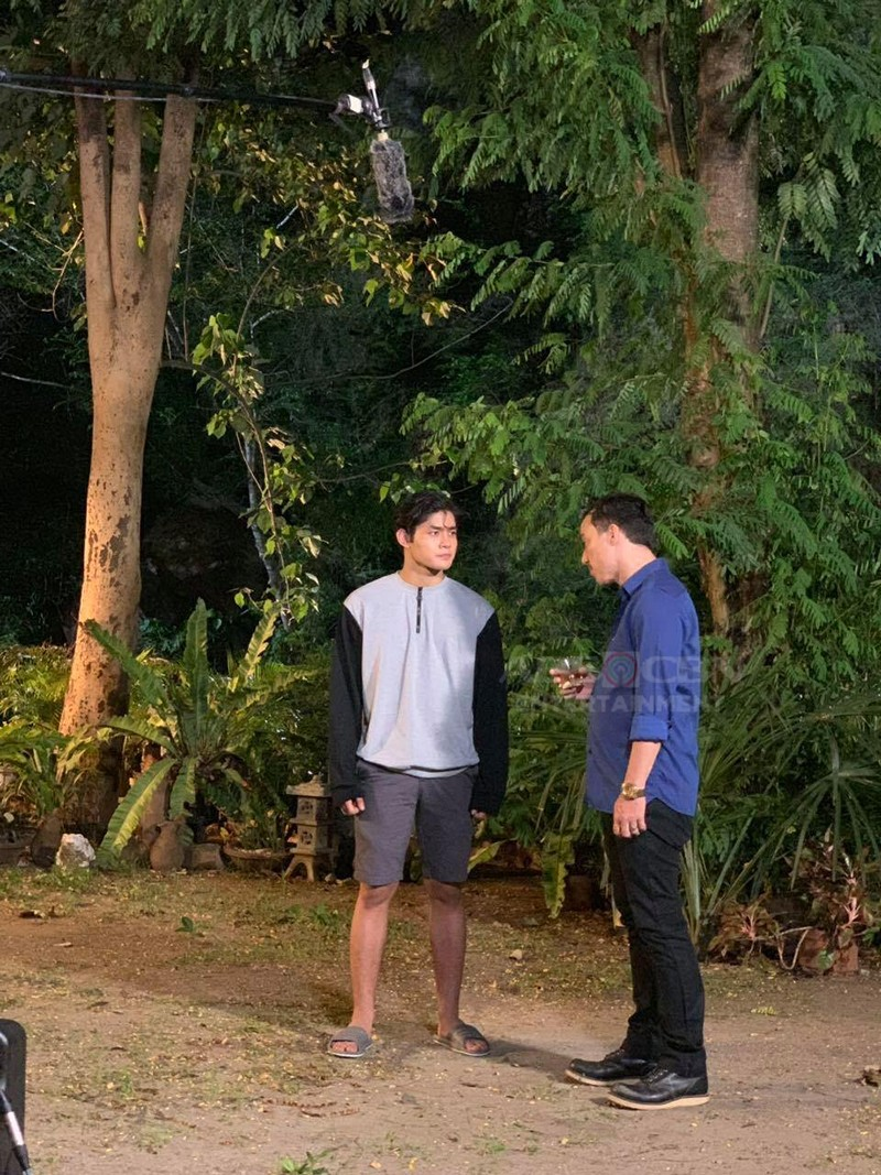 Behind-The-Scenes Photos: Hiwaga ng Kambat - Episode 13
