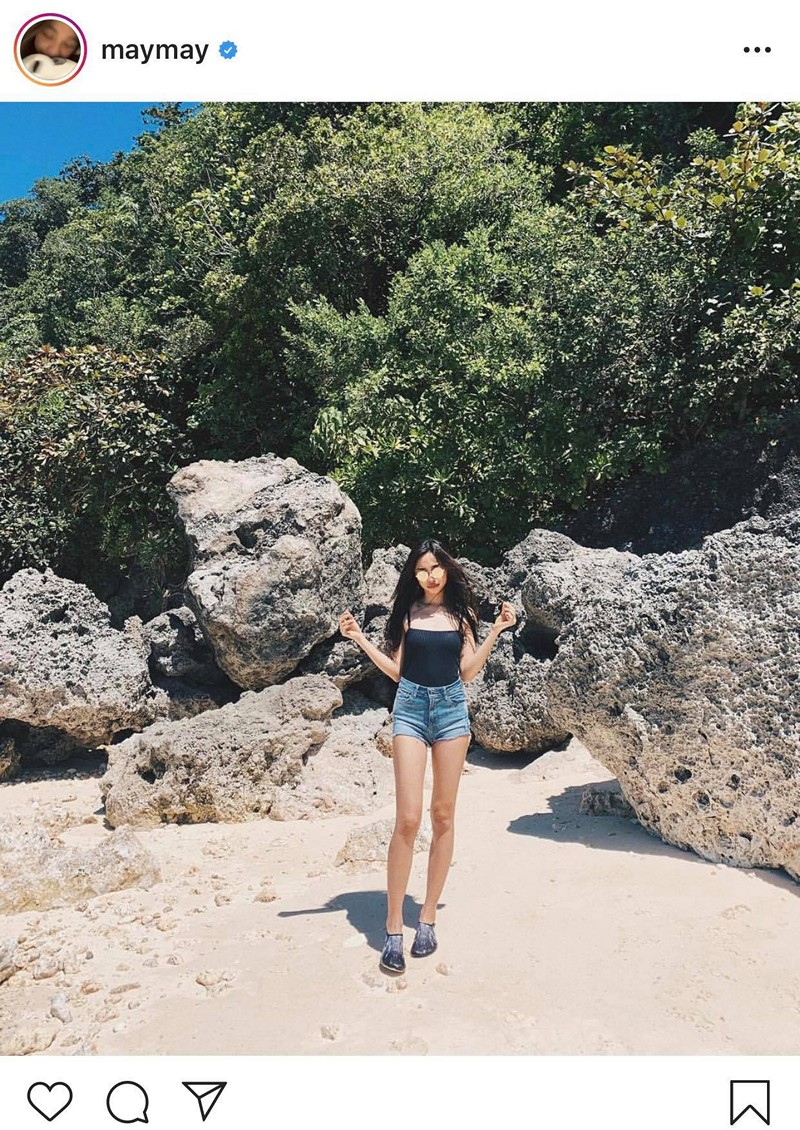 IN PHOTOS: Maymay Entrata with her stunning model-worthy poses