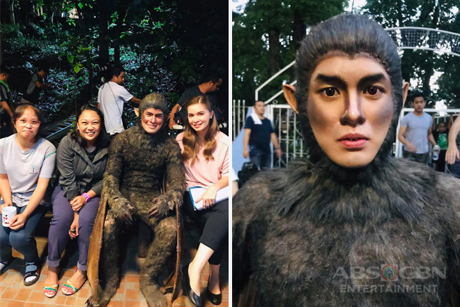 Behind-The-Scenes-Photos: Hiwaga ng Kambat - Episode 14
